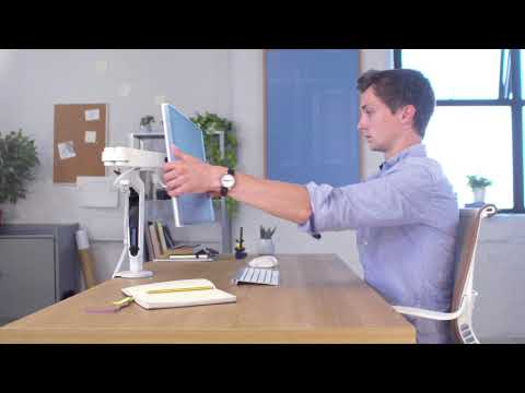 CBS Ollin - the revolutionary award-winning monitor arm