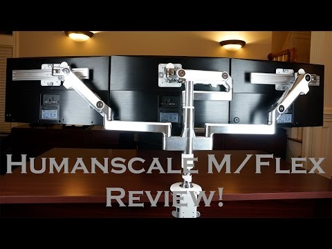 HumanScale M/Flex M8 review